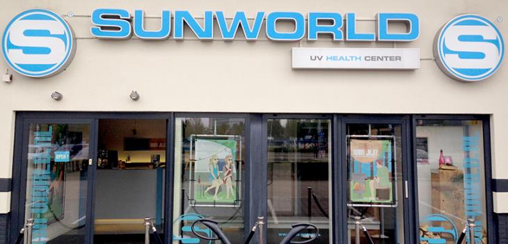Sunworld Zonnestudio Eindhoven Valkenswaard Openingstijden