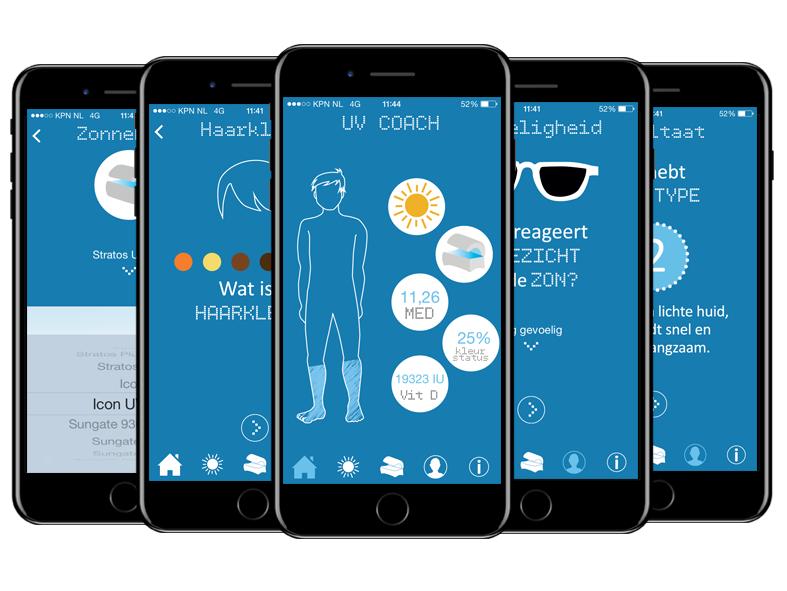 UVcoach app