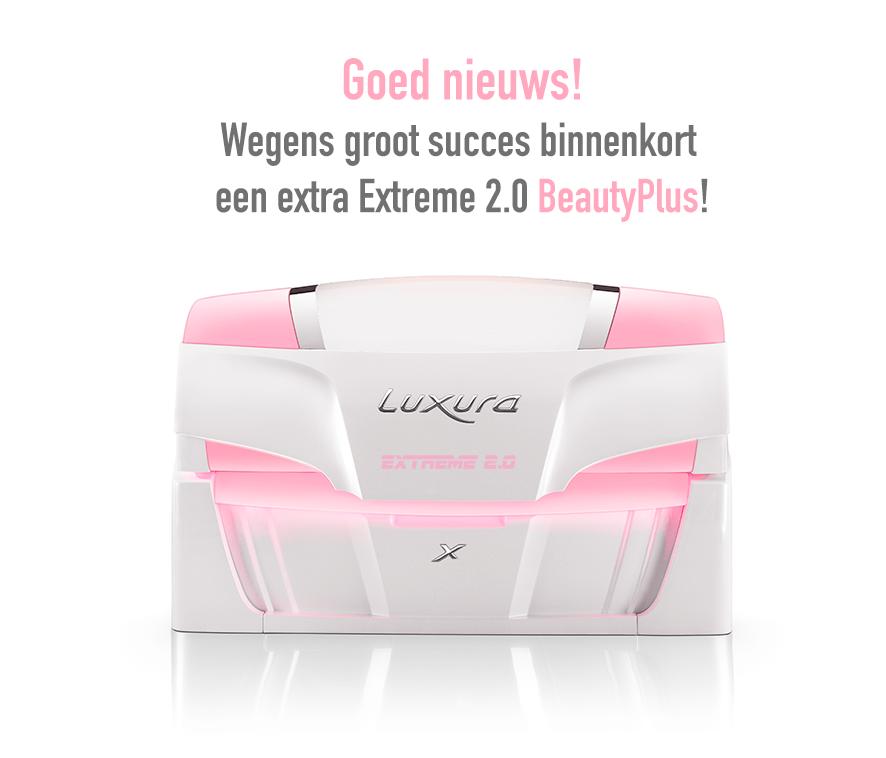 Nieuw in Eindhoven: Extreme 2.0 BeautyPlus!