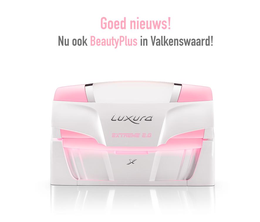 Nieuw bij Sunworld: Extreme 2.0 BeautyPlus!